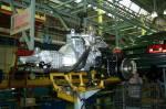 двигатель с подвеской